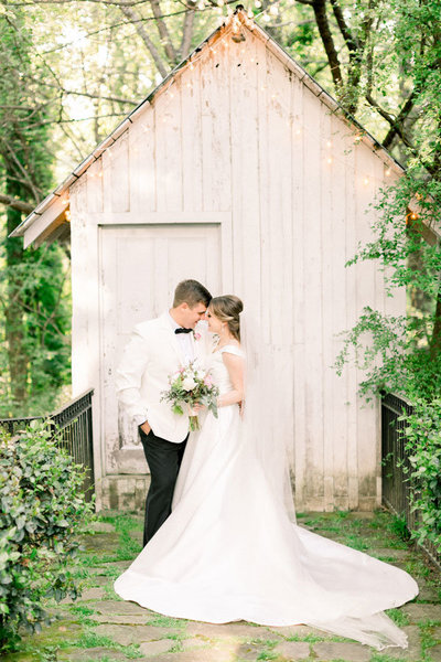 Spring Wedding at the Chattachoochee Country Club