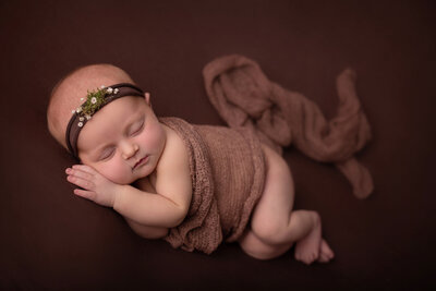 Collingwood Newborn Baby Photographer