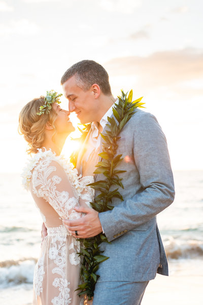 Simple Maui Wedding 194