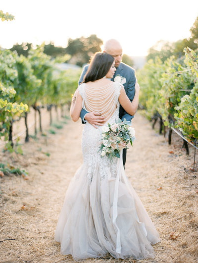 CHIC AND ITALIAN INSPIRED WEDDING IN SONOMA