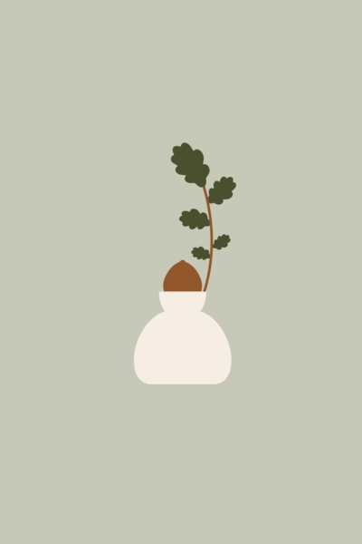 small-and-mighty-co-branding-acorn-vase-icon