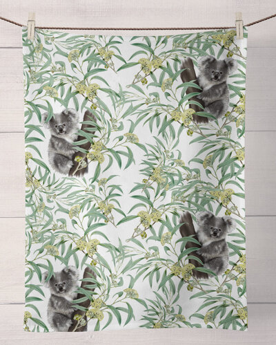 koala-tea-towel