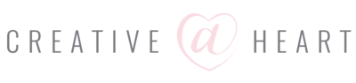 Creative At Heart Line-Logo