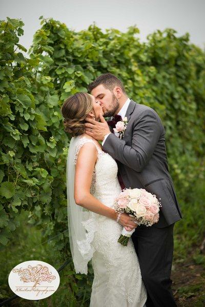 Belhurst Castle wedding pictures | DJ & Sarah