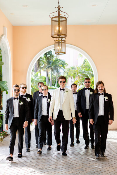 The Colony Palm Beach Wedding