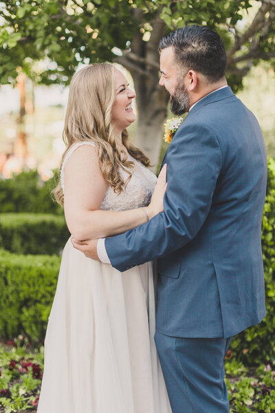 Zion National Park Intimate Wedding