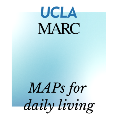 self paced course MAPs for daily living