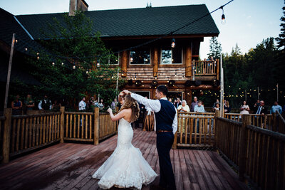 Cabin Creek Lodge Seattle Wedding Venue
