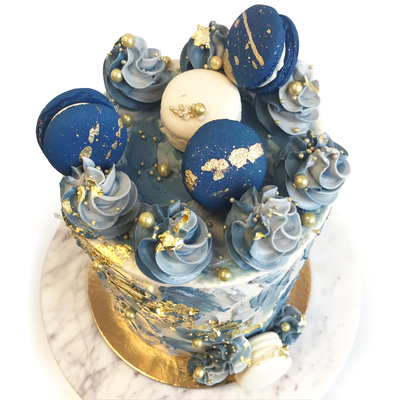 Luxe Cake - masculine no flowers2