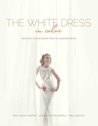 Candice Coppola, Published author of The White Dress: Destinations