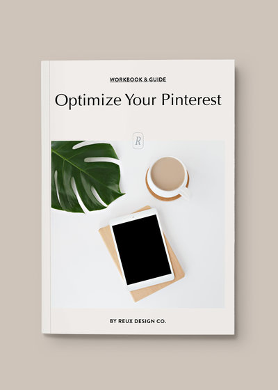 optimize pinterest