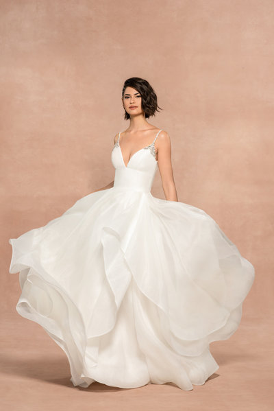 Hayley Paige Wedding Dress 3