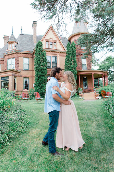 fairy tale wedding venues in Michigan
