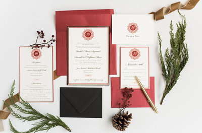 Hello Invite Design Studio - Cincinnati, Ohio Wedding Stationery Designer - Stationery Design, Stationery Designs - Photo - 24
