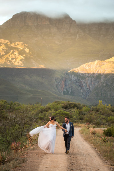Vanessa and Mark_Karoo Farm Wedding