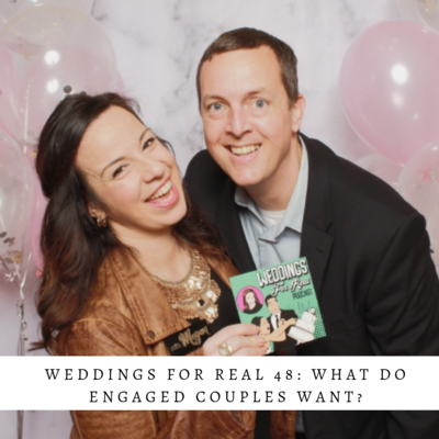 what do engaged couples want