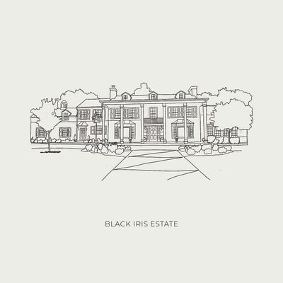 Illustration Shop - Black Iris Estate