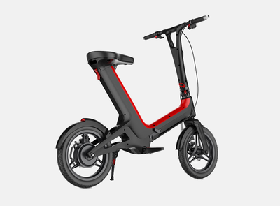 V&D Electric Bikes, V and D Electric Bikes, Go-Bikes M3