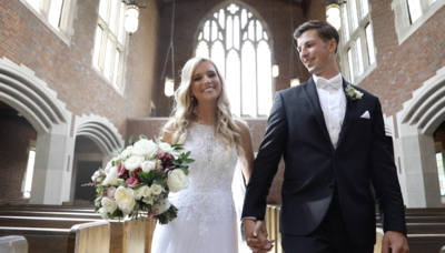 The Bell Tower Wedding Videography