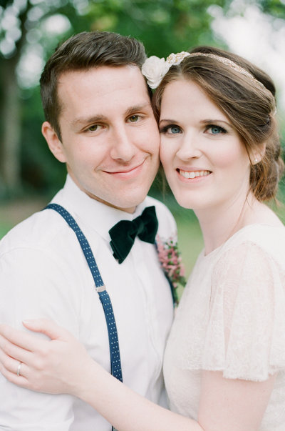 Samantha and Thomas Bowtie and Belle Photography
