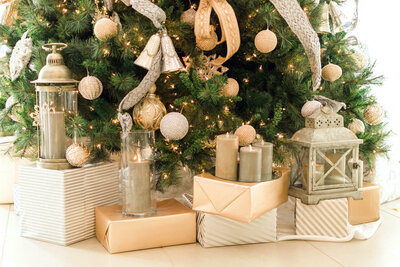 Nadine De Leon Designs Holiday Decor