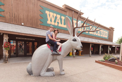 Wall Drug South Dakota KA