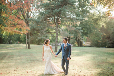 Lafayette park st louis mo wedding portrait
