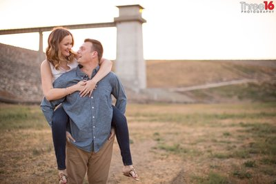Carbon Canyon Regional Park Engagement Brea Orange County