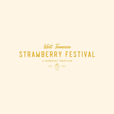 Logo 1 - Strawberry Festival - Color - 3