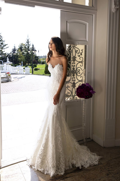 Tina Valerdi Wedding Dress 4