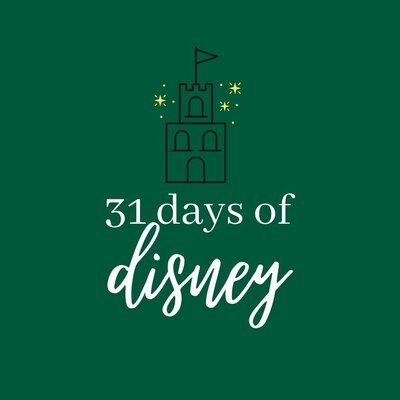31DaysofDisney