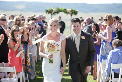 Beautiful Steamboat Springs Colorado Wedding Ceremony Venue Bella Vista Estate