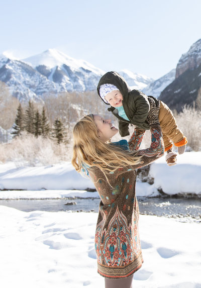 family portraits in telluride