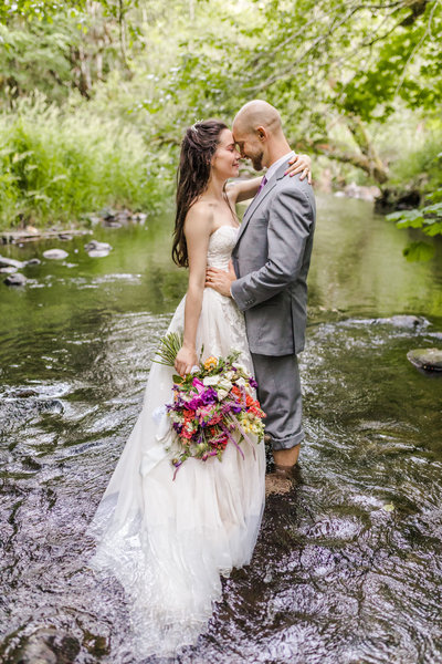 The Thyme Garden Wedding - Oregon Photographer-122