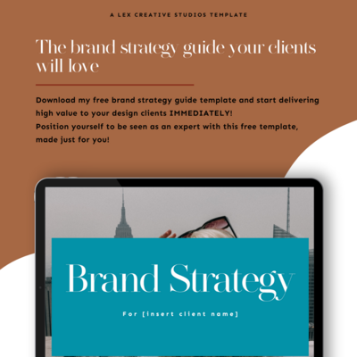 Brand Strategy Guide Promo 2
