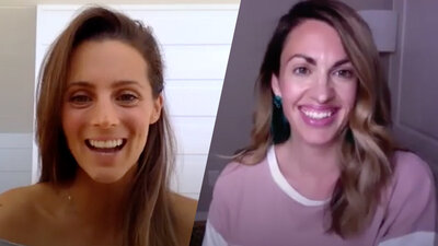 Melissa Ambrosini Master Your Mean Girl with Kelli France Book Club2