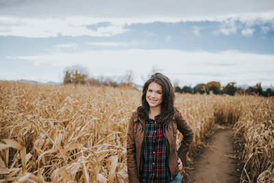 Ashley Cosgrove, Owner Golden Pine Photo in Colorado