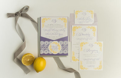 Hello Invite Design Studio - Cincinnati, Ohio Wedding Stationery Designer - Stationery Design, Stationery Designs - Photo - 86