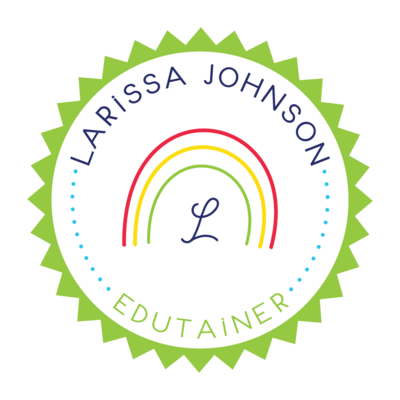 Larissa-EdutainerBadge
