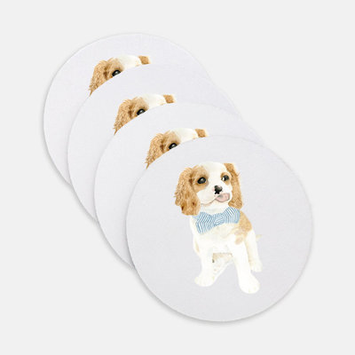 Pet-Neoprene-Coasters-Round-The-Welcoming-District