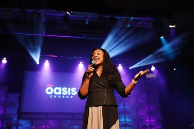 Dana Taft - Pastor at Oasis Church Nashville