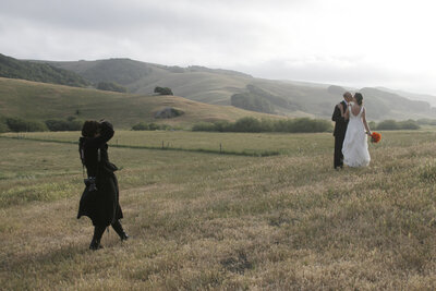 Bride & Groom at Beltane Ranch in Sonoma