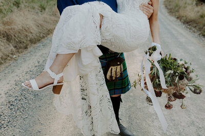 Glenorchy Queenstown wedding photographer