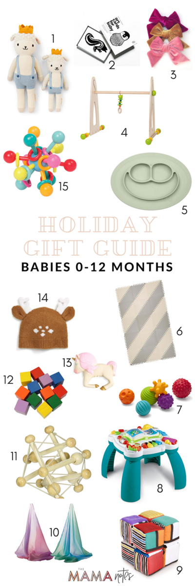 holiday gifts babies