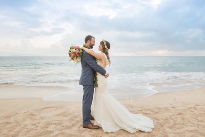 Oahu Beach Wedding-9