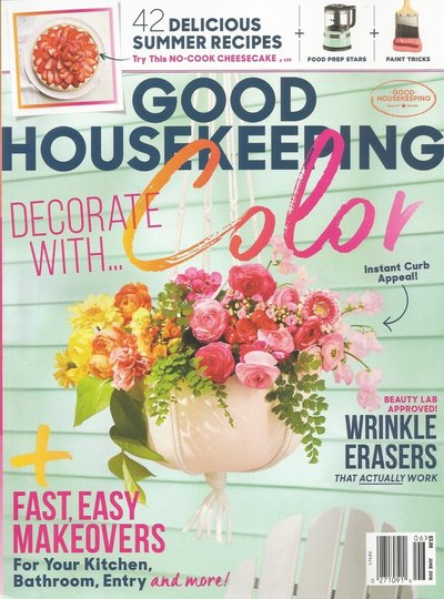 Glamour-Nest-Good-Housekeeping-Interior-Design-Cover Image