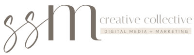 Main SSM Creative Collective Logo