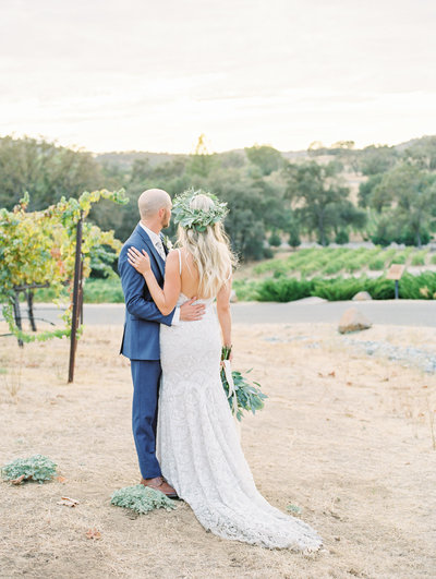 San Diego Wedding Venue Vineyard