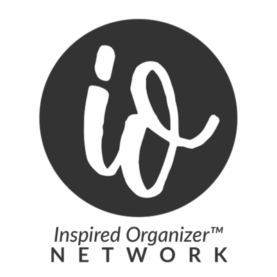 Inspired Organizer™ Official Badge-GRAY-gray