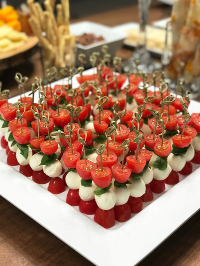 Whippt Catering - Canapes 2017